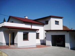 nízkoenergetický dům na klíč